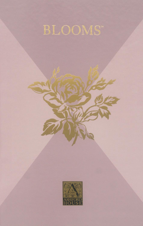 Blooms Wallpaper by Ashford House