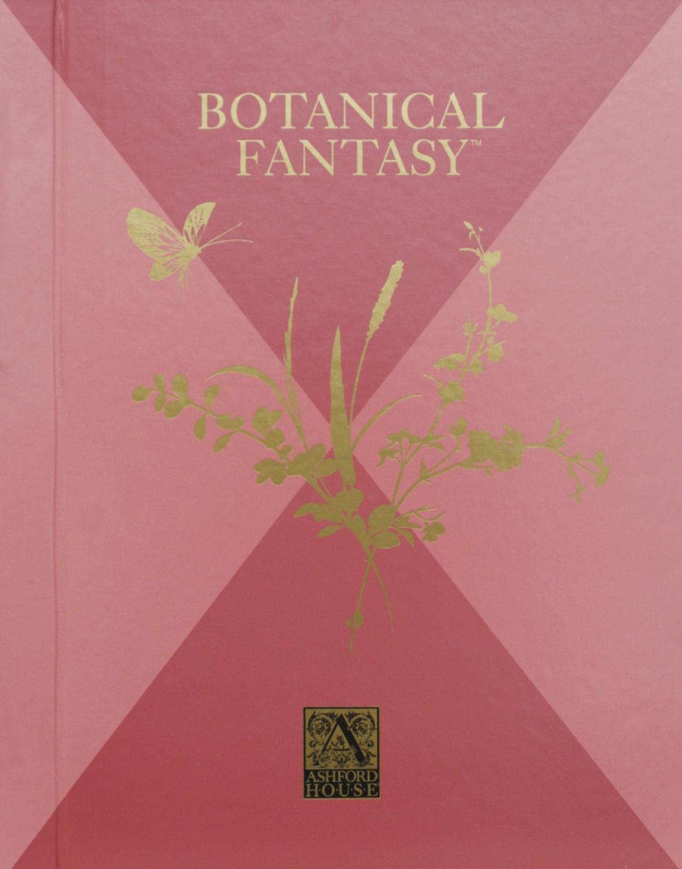 Botanical Fantasy Wallpaper by Ashford House