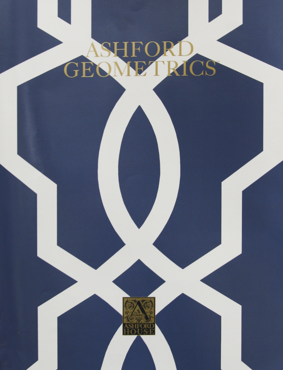 Geometrics Wallpaper by Ashford House