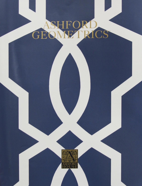 Geometrics Wallpaper by Ashford House