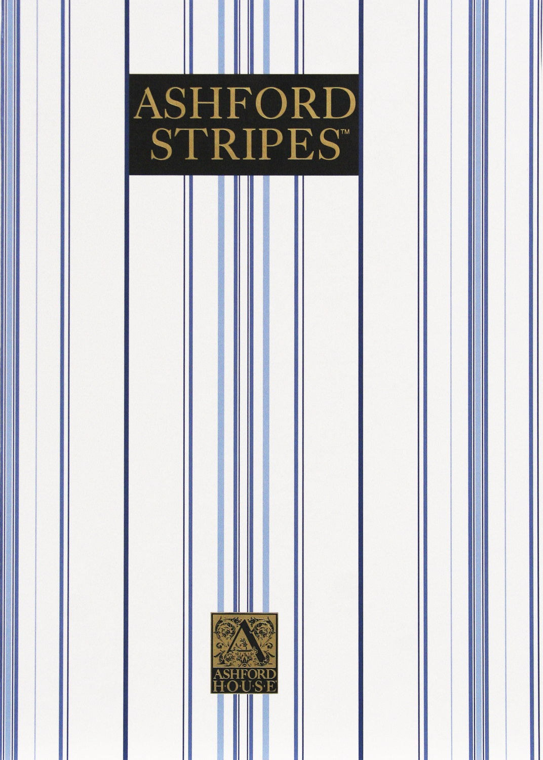 Stripes Wallpaper by Ashford House