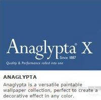 Anaglypta X