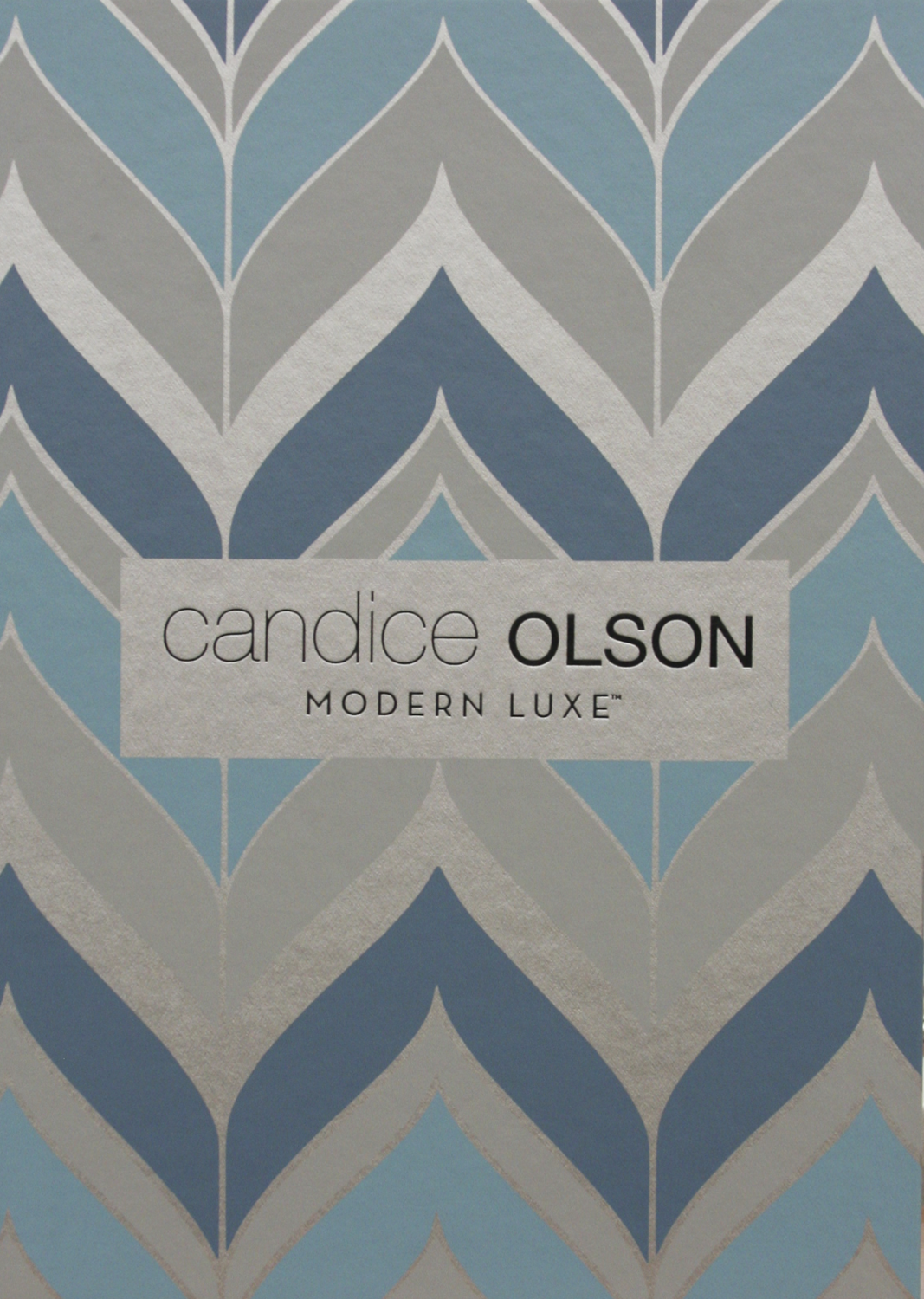 Candice Olson Modern Luxe Wallpaper