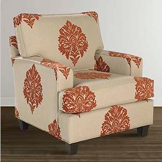 Custom Upholstery Medium Chair