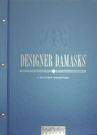 Ronald Redding Designs Designer Damask Wallpapers