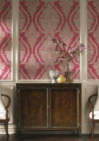 Designer Damasks Wallpaper Collection by Ronald Redding Designs