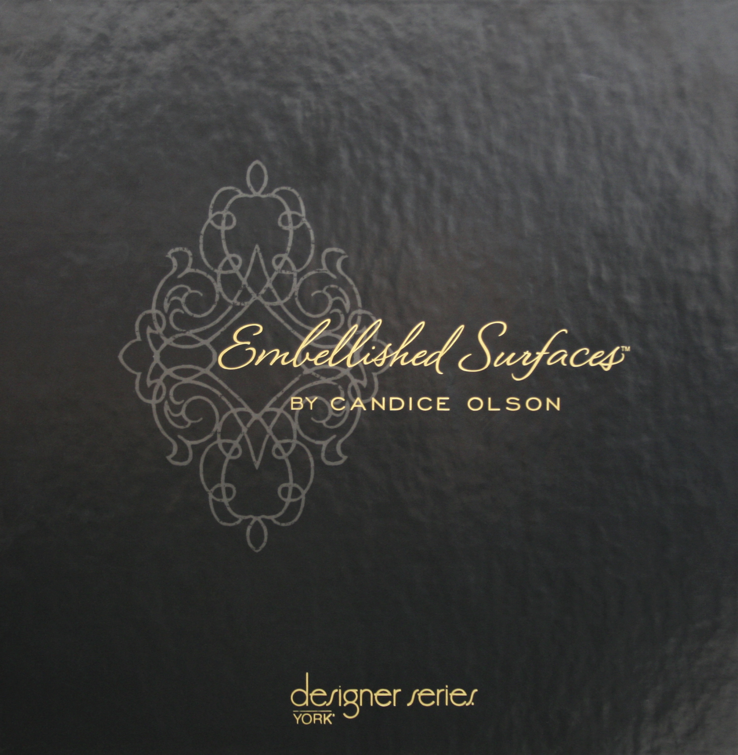 Candice Olson Embellished Surfaces Wallpaper Book