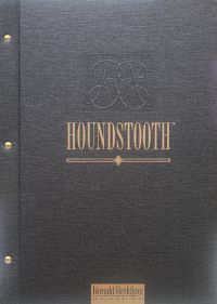 Ronald Redding Houndstooth Wallpaper Book
