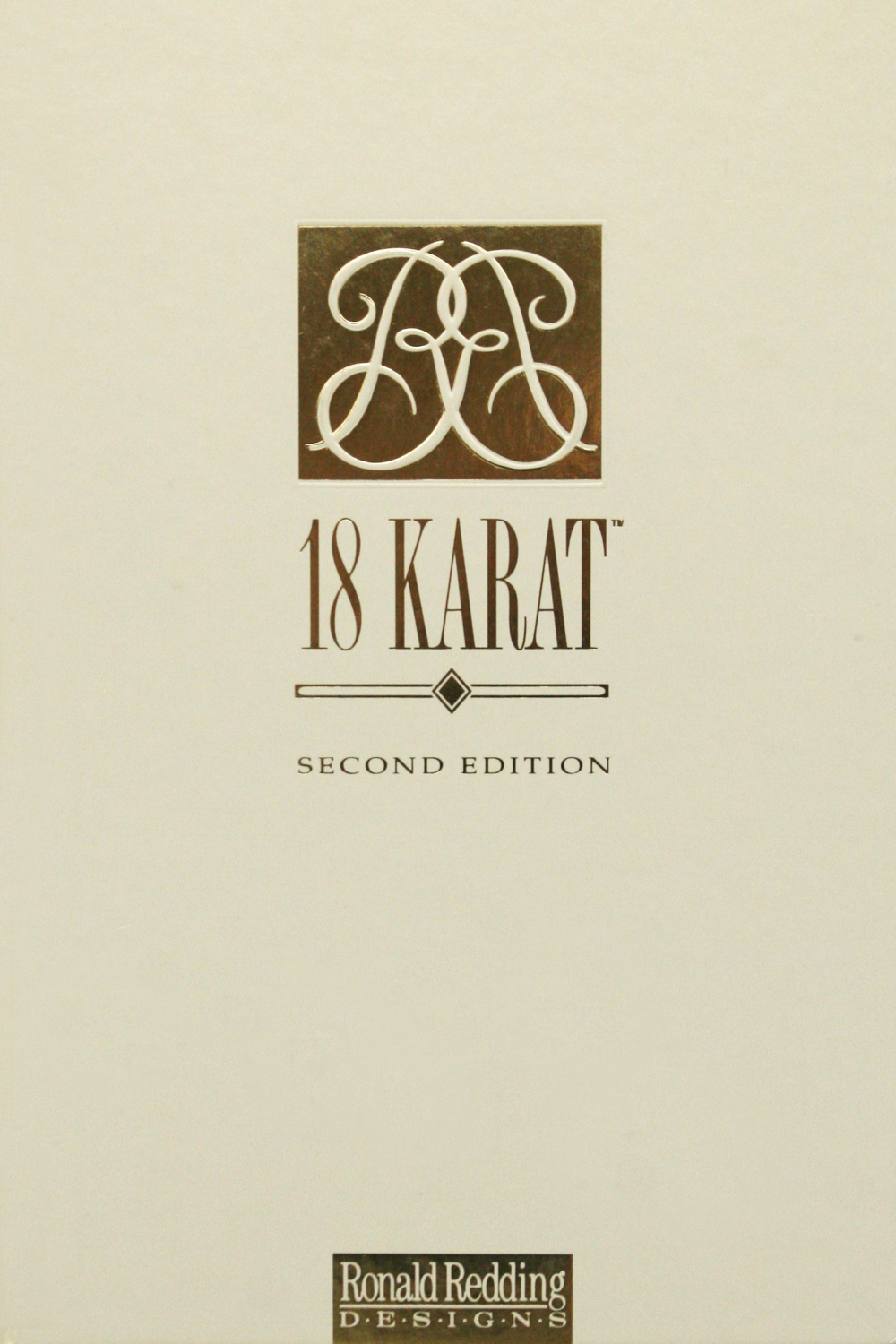 Karat II Wallpaper by Ronald Redding