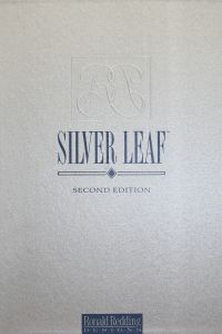 Silver Leaf II Wallcoverings by Ronald Redding