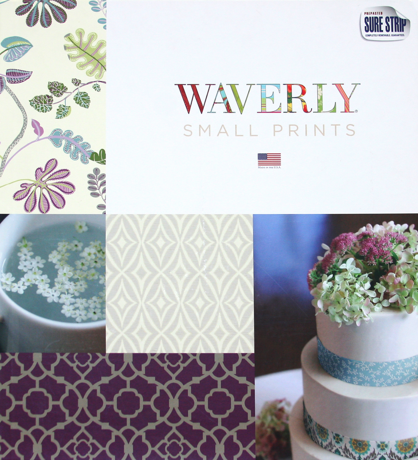 Waverly Small Prints Collection