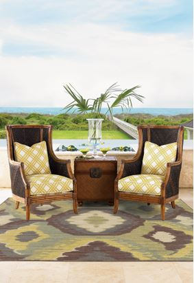 Tommy Bahama Cabana Area Rug Collection