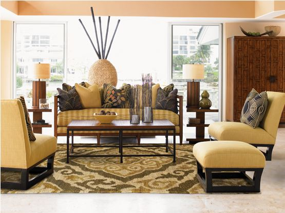 Tommy Bahama Valencia Area Rug Collection