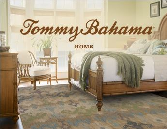Tommy Bahama Vintage Area Rug Collection
