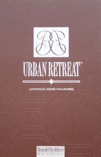 Ronald Redding Urban Retreat Wallpaper Collection