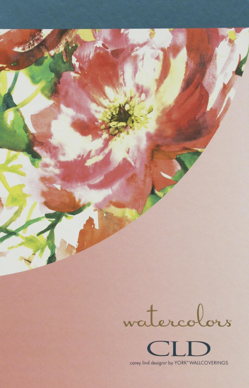 Carey Lind Watercolors Wallpaper