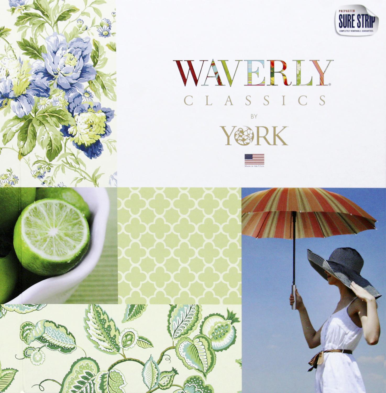 Waverly Classics Wallpaper